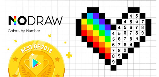 Colors By Number Nodraw Apps On Google Play