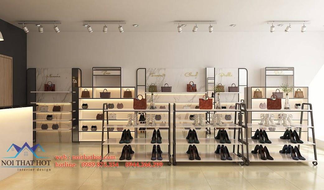 thiết kế shop giày dép túi xách heef 3
