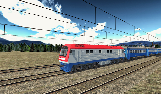Luxury Train Simulator screenshot 8