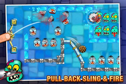 Zombie Carnage - Slice and Smash Zombies 3.1.4 screenshots 1
