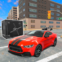 Bank Robbery : Car Racing Game- Police Chase icon