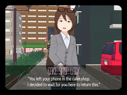 The Last Yandere - Horror Visual Novel Game- screenshot thumbnail
