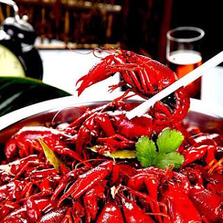 The Hirshon Sichuan Ma La Crawfish – 麻辣小龙虾.