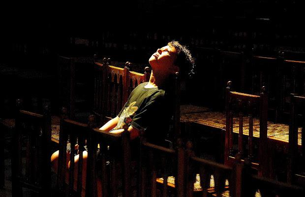 La luce di Luciano Fontebasso