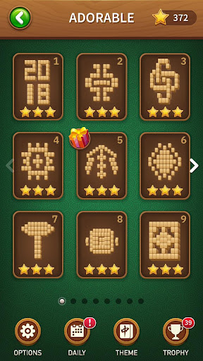 Mahjong 1.2.142 screenshots 6