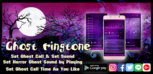 ghost voice ringtone download