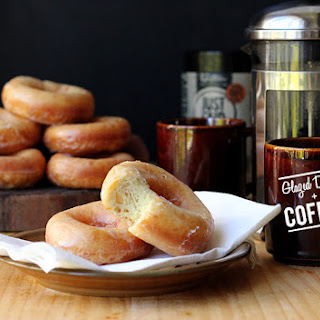 Glazed Donuts and Coffee! [Street Food Monday] Recipe