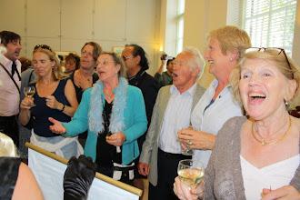 Photo: Jordaanklassiekers meezingen met de Orgelvrouwen
