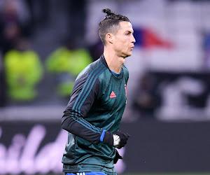 🎥 En attendant la reprise, Cristiano Ronaldo s'essaye à un drôle de basket