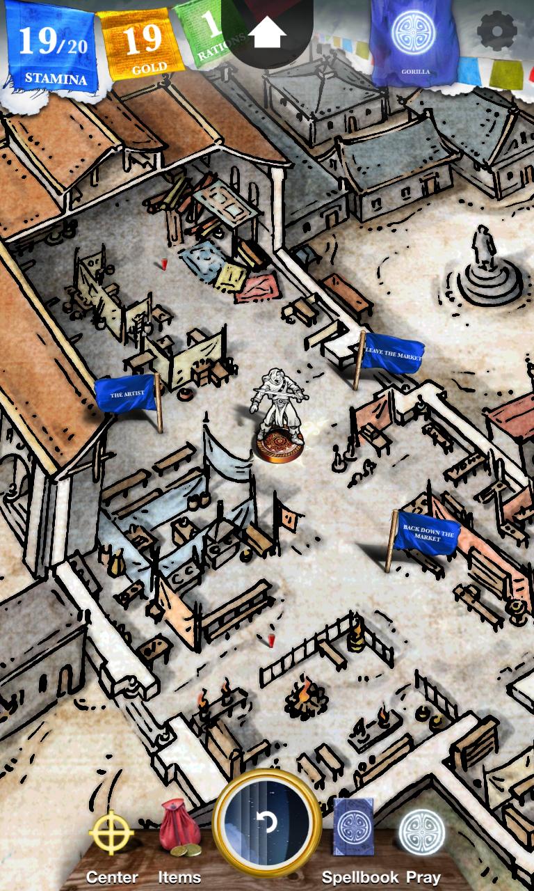 Sorcery! 2 Screenshot 3