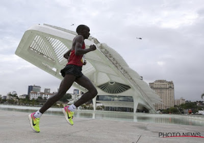 Het goud in de marathon bij de mannen gaat naar Kenia