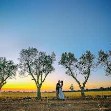 Wedding photographer Alessandro Spagnolo (fotospagnolonovo). Photo of 03.11.2017