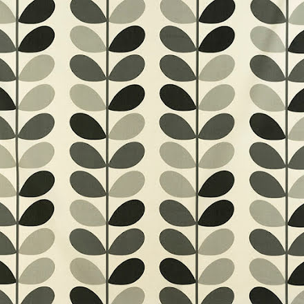 Multi Stem av Orla Kiely - warm grey