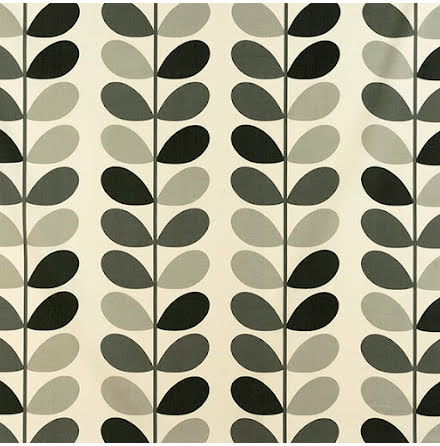 Multi Stem av Orla Kiely - warm grey