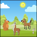 Animals Puzzle Play and Learn icon