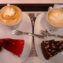 by Sandrine Gaboleiro - Food & Drink Candy & Dessert