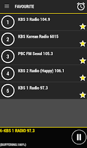 Radio Korea screenshot 2