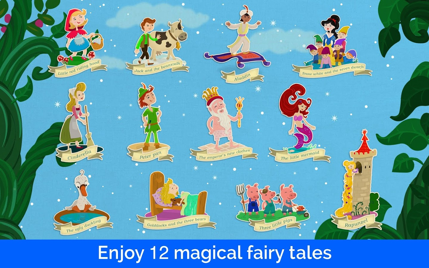 Uncategorized Fairy Tale For Kids kids fairytale princess domino android apps on google play screenshot