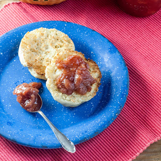 Easy English Muffins for the Bread Machine.