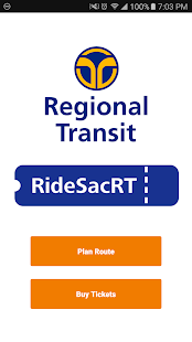 RideSacRT- screenshot thumbnail