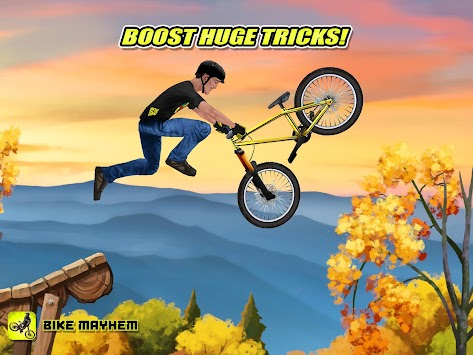Bike Mayhem Free APK screenshot thumbnail 8