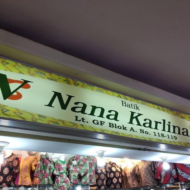 Toko Batik Nana Karlina Blok M Square - Toko Pakaian 9b11cd2fd8
