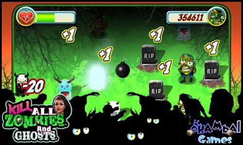 Kill all zombies and ghosts screenshot 2