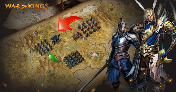 War of Kings – Thrones Battle 4