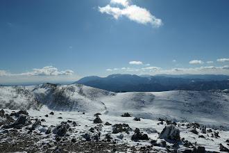 山頂からの展望3(鈴鹿南部)