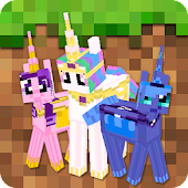Pony Craft: Girls & Unicorn