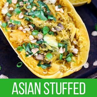 Asian Spaghetti Squash Recipes.