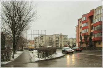 Photo: Turda, Calea Victoriei - 2018.02.24