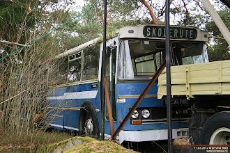 Photo: KZ 27325 hos Juel Johansens Bilruter på Rolvsøy, 17.03.2012.