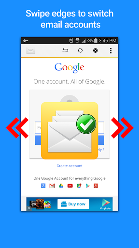 Access for Hotmail More