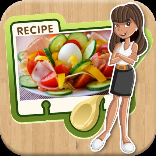 Free Healthy Food Recipes 生活 LOGO-玩APPs