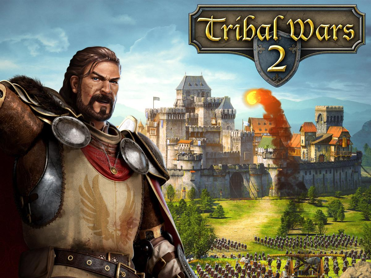 Tribal Wars 2- screenshot