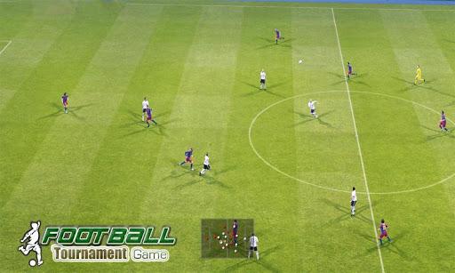 Play Real Football Tournament