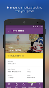 Teletext Holidays – The Flight & Hotel Booking App- screenshot thumbnail