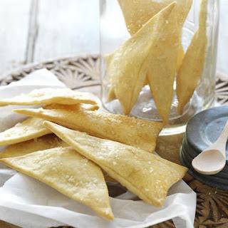 Coriander Chips