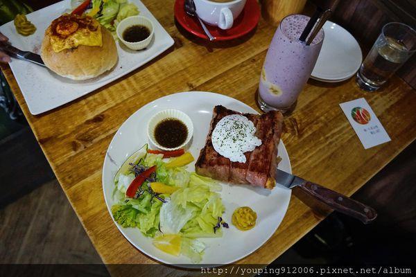 台北大安區|Well Cafe 唯‧午茶記憶,長得美也好吃的培根盒子和珍珠奶茶雞蛋仔,超滿足的下午茶(附菜單)!