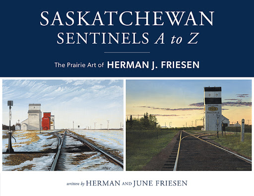 Saskatchewan Sentinels A to Z cover