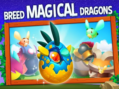 Dragon City MOD APK v9.7 (Unlimited Money,Coins & Food) 9