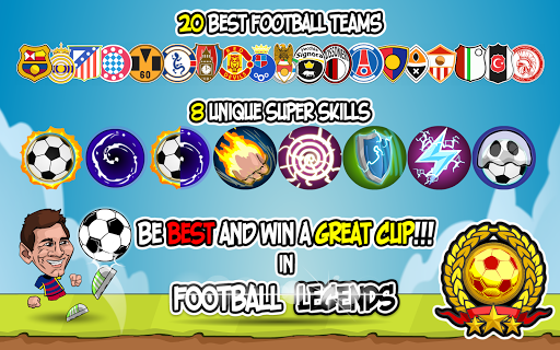 Y8 Football League Sports Game 1.2.0 screenshots 8
