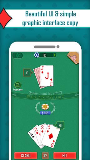Blackjack 21 1.3 Mod screenshots 1