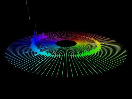 Spectrum - Music Visualizer  screenshots 9