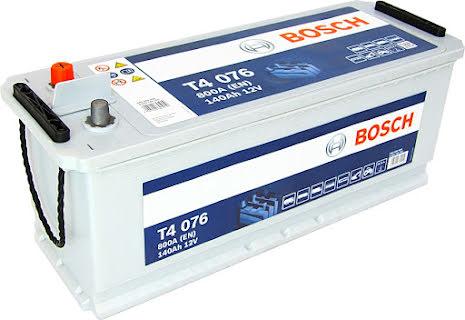 Bosch 12V 140Ah - Startbatteri