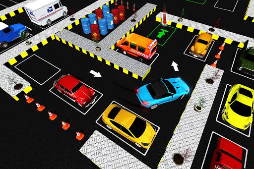 Télécharger gratuit Modern Car Parking: Advance Car Drive Simulator APK MOD 2