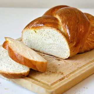 Butterzopf - Swiss Braided Bread.