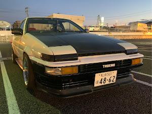 スプリンタートレノ AE86 GT  1985年式(昭和60年式)のカスタム事例画像 よねさんの2020年01月10日17:41の投稿