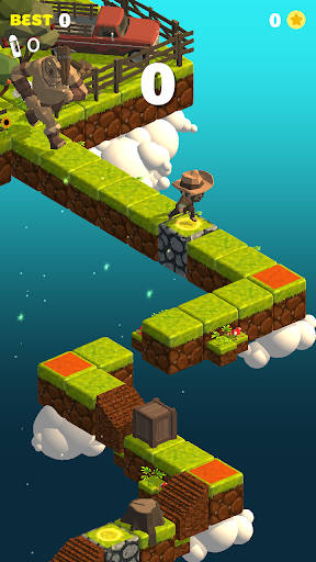 Runner Fantasy - New Games 2020 screenshots 6